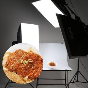 Image 5 - Godox e300 사진 스튜디오 스트로브 사진 플래시 무선 제어 300 w 스튜디오 라이트 포트 촬영 작은 제품
