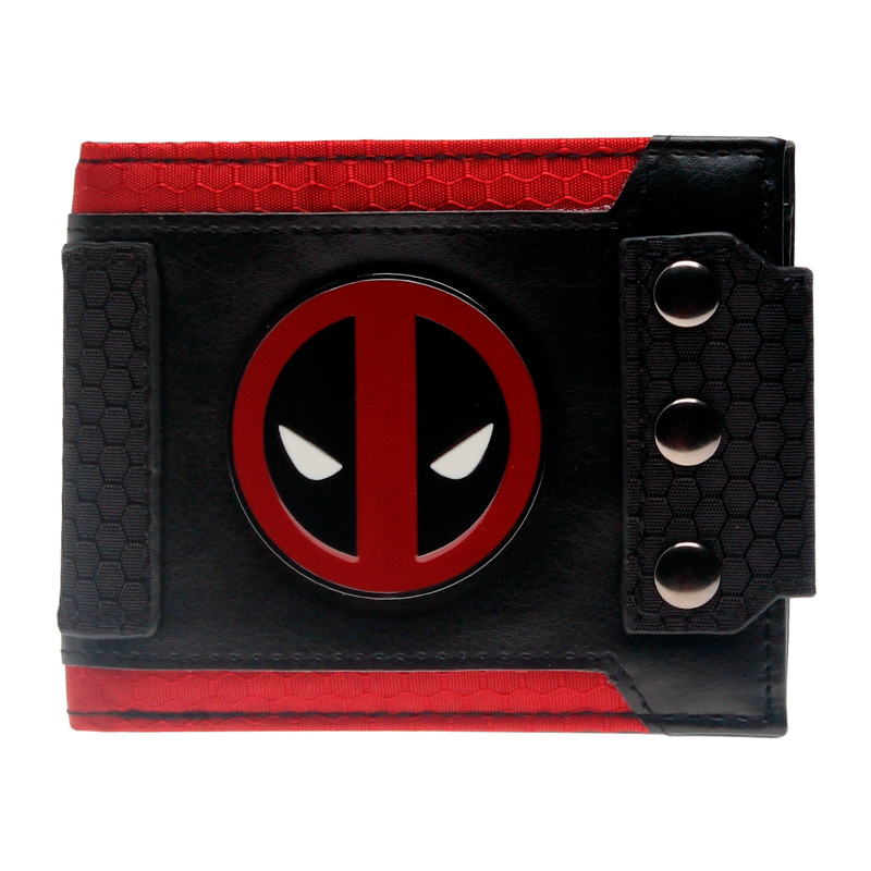 Marvel Deadpool Bi-Fold Wallet DFT-1869