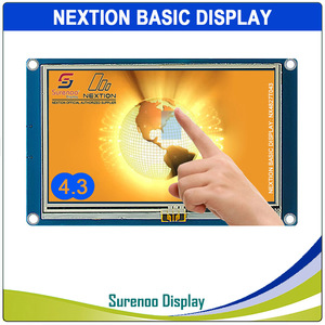 """Image 1 - 4.3"""" NX4827T043 Nextion Basic HMI Smart USART UART Serial Resistive Touch TFT LCD Module Display Panel for Arduino RaspBerry Pi"""
