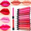 Elegant Moisturizing Waterproof Long Lasting Liquid Lipstick Lipgloss The lip Gross Batom Liquido Mate 1470976