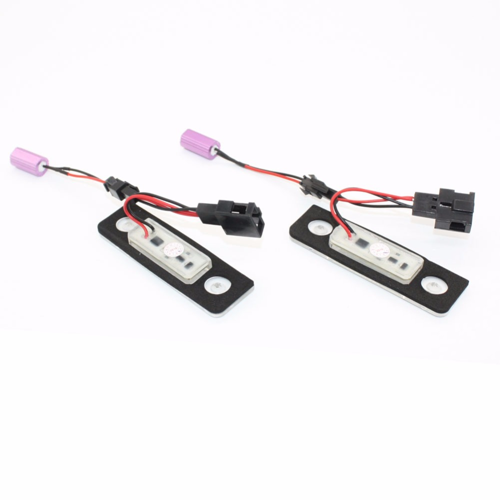 Світлодіодні номерні ліхтарі - Автомобільні фари - фото 5