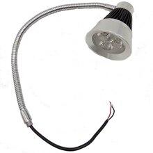 110V/220V/12V/24V 3W  Led Gooseneck Machine Tool Lighting