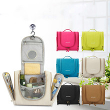 new famous brand oxford waterproof cosmetic bag large capacity casual toiletry bag fashion traveling washing