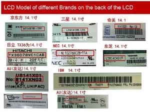 """Image 5 - עבור B156XTT01.0 פנל 15.6 """"בקר לוח 1366X768 LCD צג LED תצוגת ערכת 40pin מסך VGA DIY HDMI m. NT68676 DVI"""