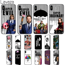Lavaza the Umbrella Academy Soft Silicone Case Cover for Apple iPhone 6 6S 7 8 Plus 5 5S SE X XS MAX XR Cases цена