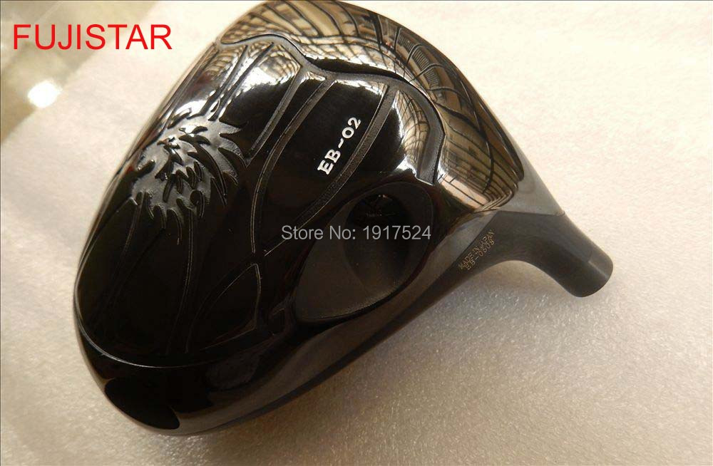 FUJISTAR GOLF EMILLID BAHAMA EB 02 titanium golf driver head 10 5 deg loft stock