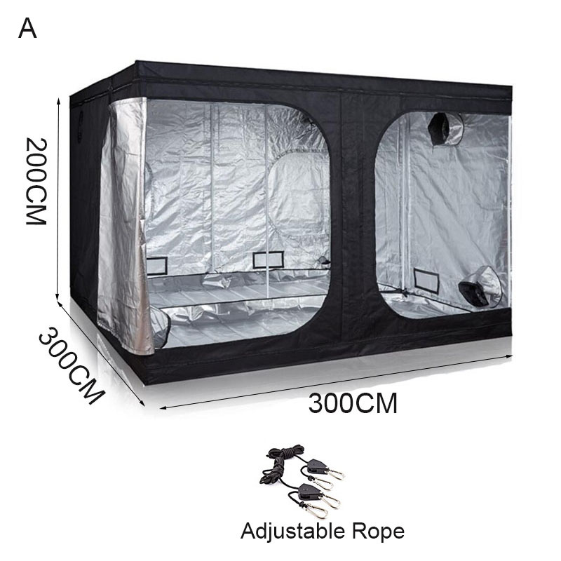 BEYLSION Indoor Hydroponics Grow Tent Grow Room Box plant lighting Plant Growing Reflective Mylar Non Toxic Garden Greenhouses 01