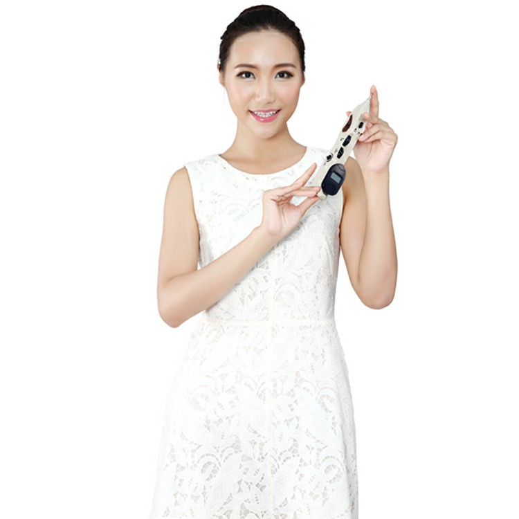 Image 2 - Multi function acu pen Hand Held T.E.N.S. and Point Detector with Digital Display, Electro Acupuncture Point Stimulator device-in Massage & Relaxation from Beauty & Health