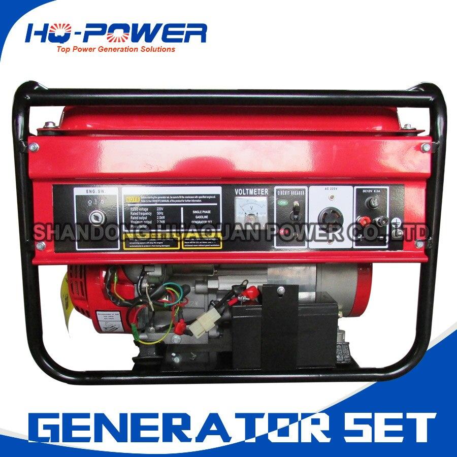 Gasolina generador de energ a compra lotes baratos de for Generador gasolina barato