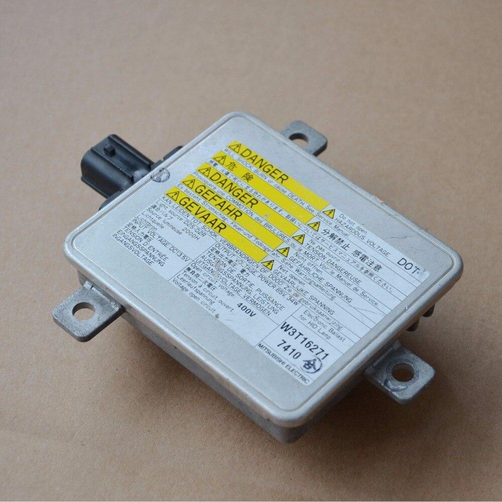 GZTOPHID Secondhand 90% new Genuine OEM Mitsu bishi Xenon HID d2s d2r Ballast of headlight tokyobay mitsu t399 mu
