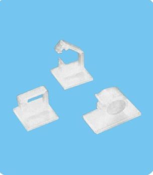 433 nylon Wire Saddle Model: AWS-0912 cable clamp wire clamp cable clip wire clip