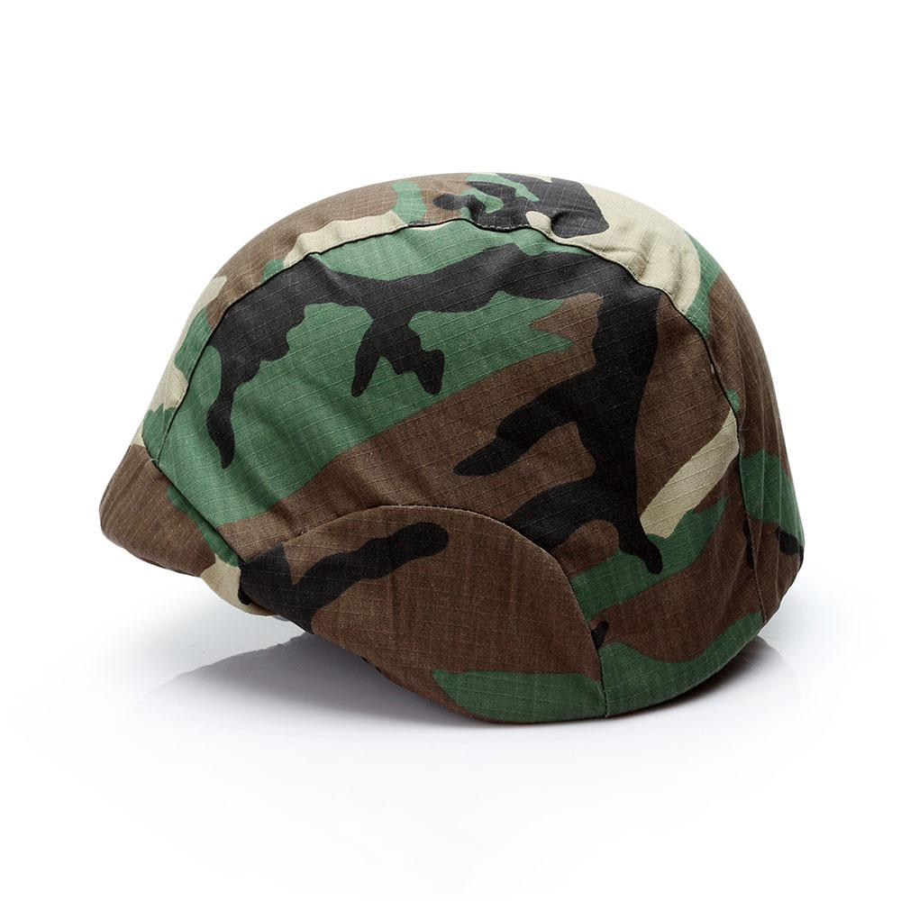 WoSporT Tactical Helmet High-strength Military Helmet Airsoft Paintball Helmet Cloth Cov ...