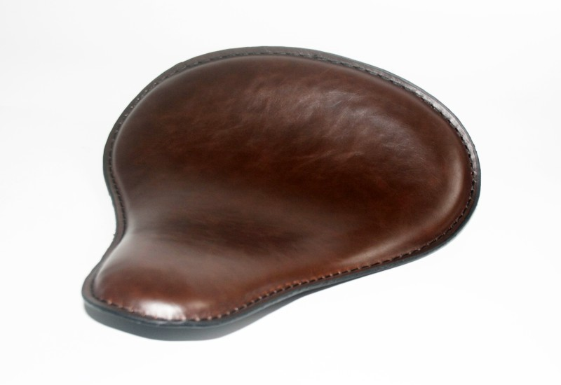 Aliexpress.com : Buy Brown Vintage Leather Solo Slim Seat ...