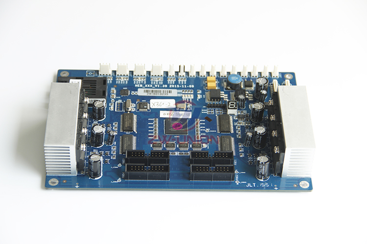 ECO Solvent printhead board for Galaxy UD-181LA UD-2512LA Printer V1.39