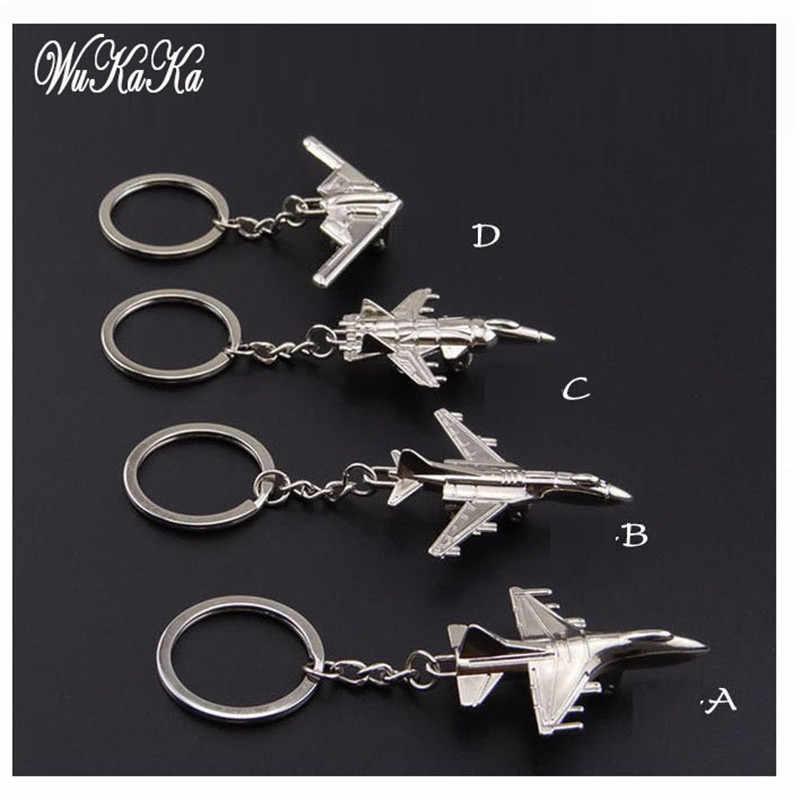 ... Modern Fighter Aircraft Airplane Keychain Key Chain Key Ring Key Holder  Keyring ... 066d04ca6