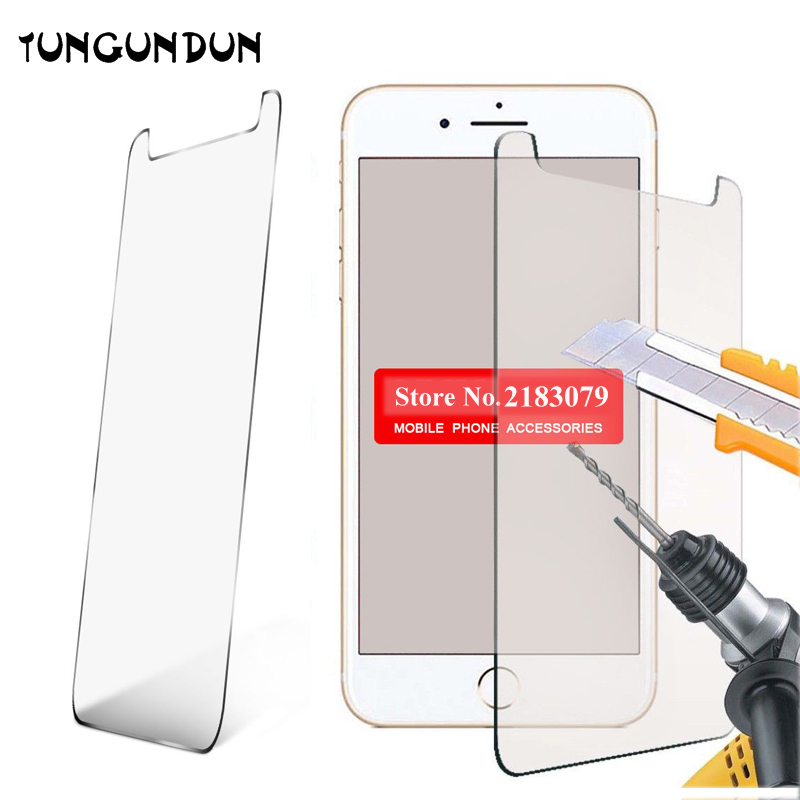 Homtom Zoji Z33 Glass Anti-Scratch Screen Protective Tempered Glass for Zoji Z33 Screen Protector Cover 2.5 Smartphone Film image