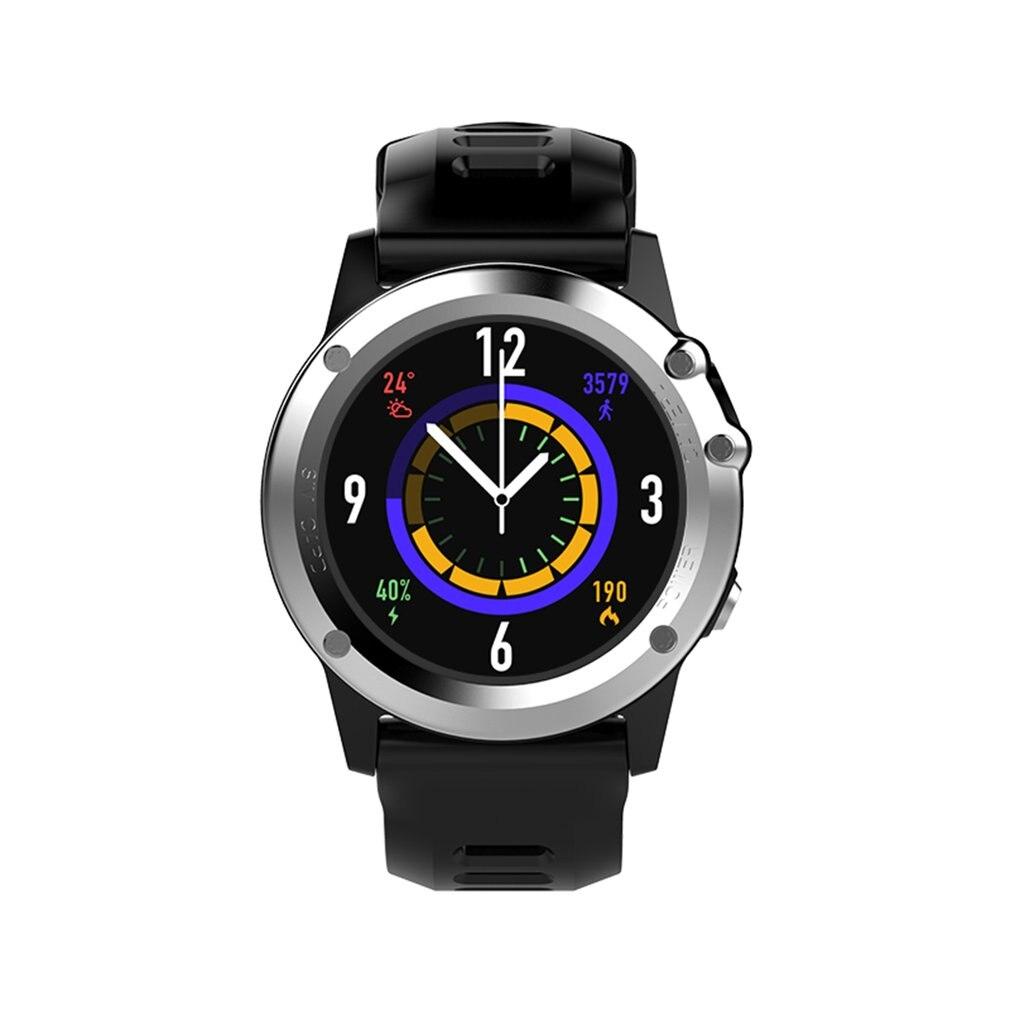 Multi-Function Waterproof Lover's Digital Watch Sports Smart Watch Pedometer Heart Rate Sleep Monitor Unisex Wristwatch sports wireless heart rate monitor digital watch black silver