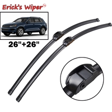 """Стеклоочиститель Erick's LHD передние щетки стеклоочистителя для VW Touareg 2008- лобовое стекло Переднее стекло 2""""+ 26"""""""