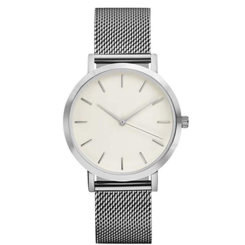 Relogio Feminino Top Brand Wome Watches Fashion Stainless Steel Analog Quartz Wrist Watch Lady Luxury Mesh Band Watch Z20