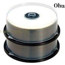 5 дисков класса А+ 50 Гб 8x пустой для печати Blu Ray BD-R диск