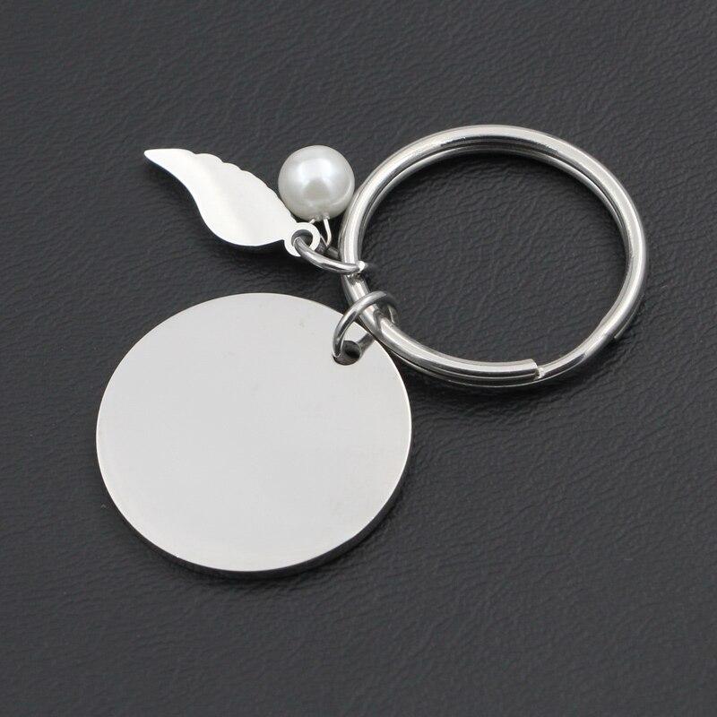 VILLWICE Best friends keychain keyring  3