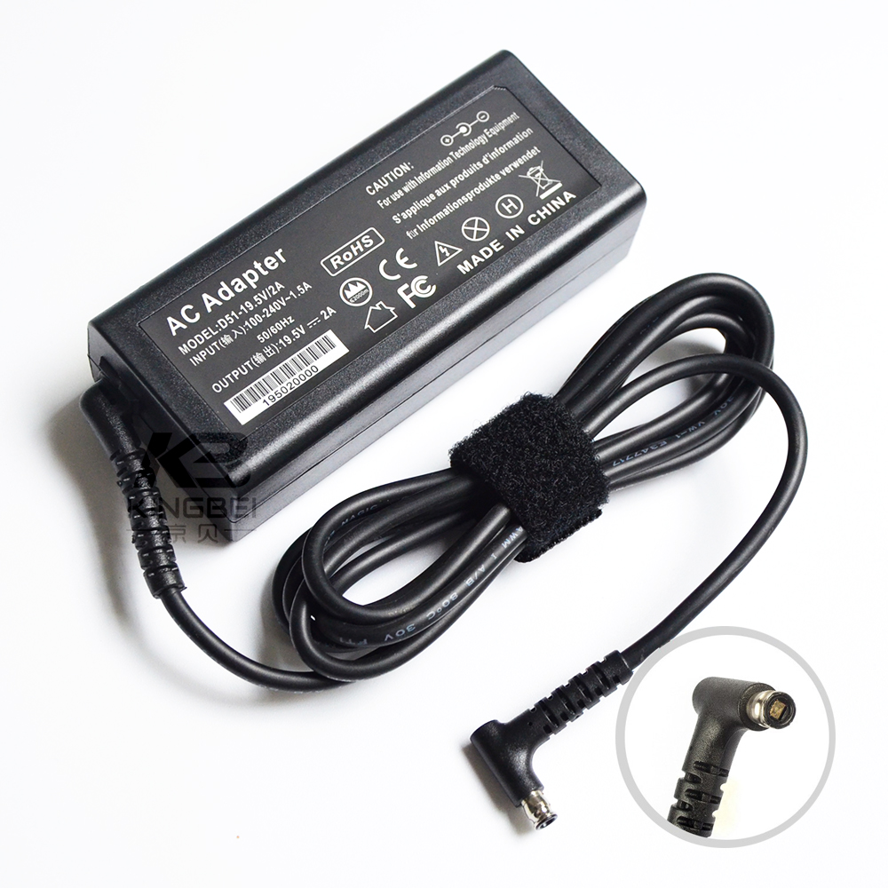Generic Laptop AC DC Adapter Charger For Sony VAIO F15N SVT1