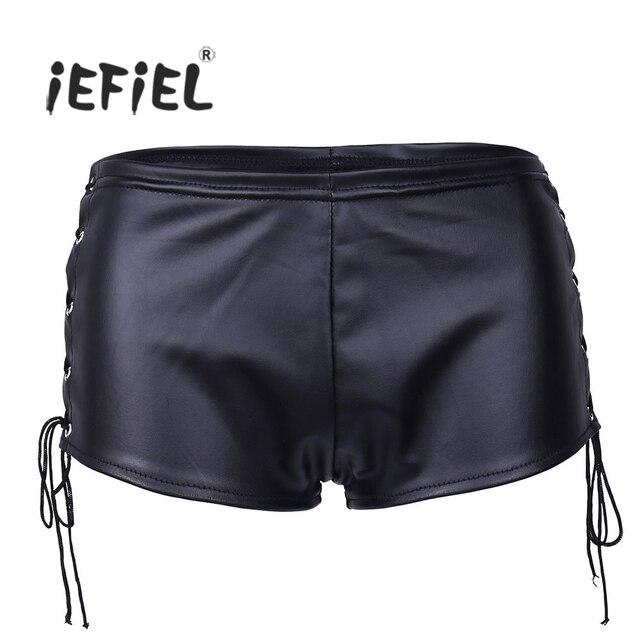 Сексуальные женские шорты под кожу