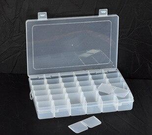 Designs plastic makeup organizer tray cosmetic storage box