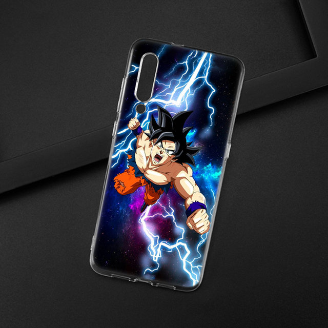 Dragon Ball Goku Ultra Instinct Case Cover For Xiaomi Models
