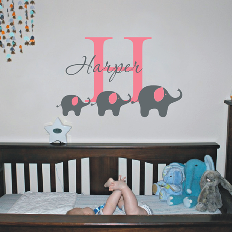 Popular Baby Wall VinylBuy Cheap Baby Wall Vinyl Lots From China - Custom vinyl wall decals nursery