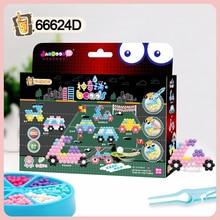 DOLLRYGA Water Beads Set Education Spray Bead 66624D Quality juguetes DIY Toys for Children Aqua Perlen Kid Girl Gift