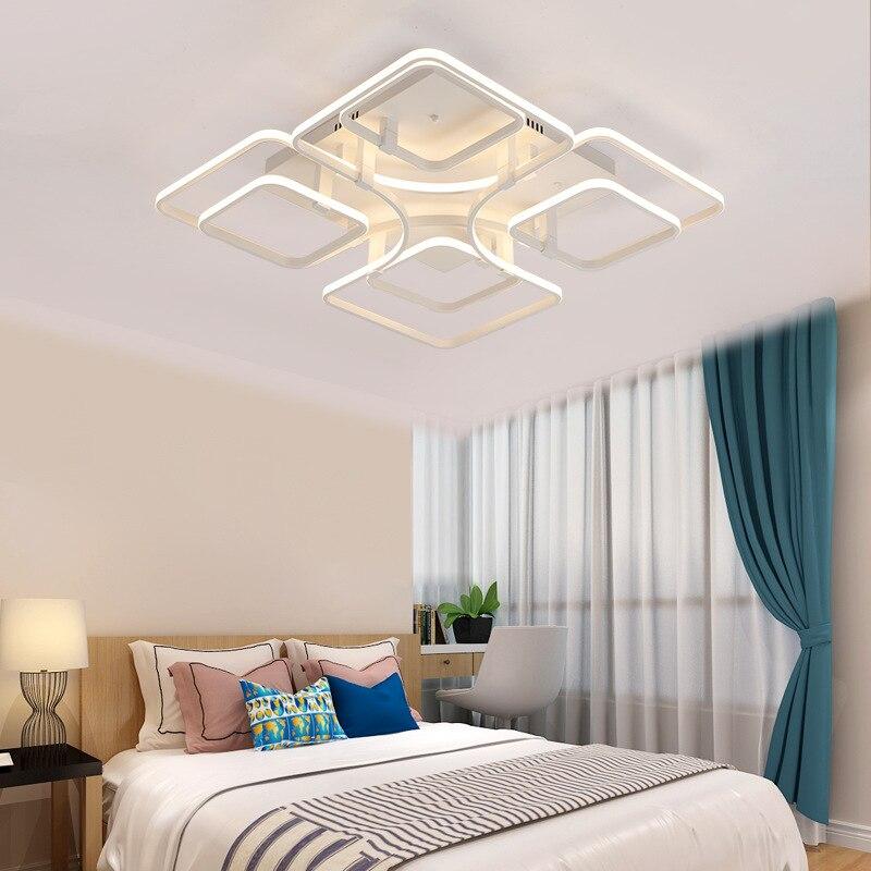 Camera da letto, studio, soggiorno illuminazione della stanza, stile ...