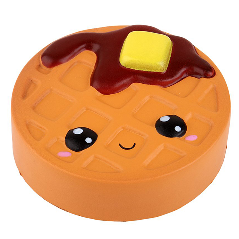 Fidget Toy Biscuits Jumbo Gift Squeeze Relieve Stress Slow Rising Funny Soft Cute Squishy img2