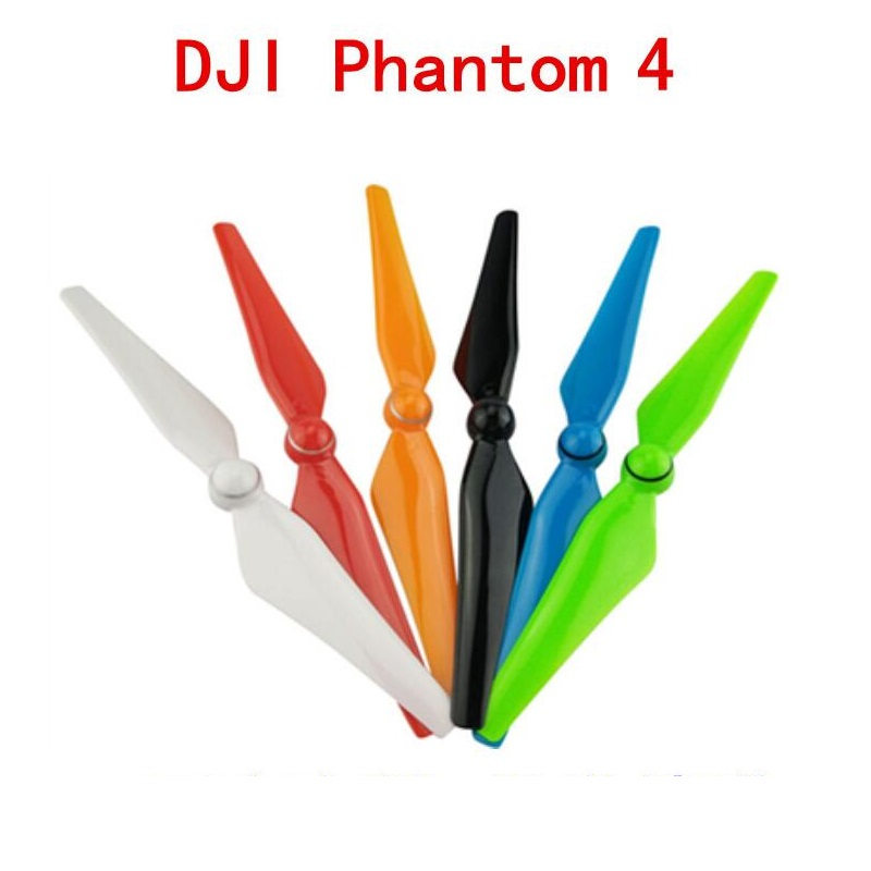 2 Pairs / Set DJI Phantom 4 RC Drone Accessories 9450S Propeller Drone Propeller Blades Spare Parts