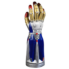 Game Cosplay Gloves PVC Adults Outfit Halloween Carnival Party Costume Props Accessories