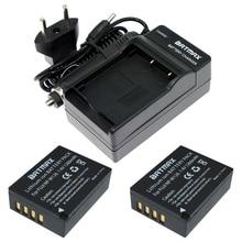 2 ШТ. 7.2 В 1260 мАч NP-W126 NP W126 Литий-Ионная Батарея + Зарядное Устройство для Fujifilm Fuji NP-W126 NPW126 BC-W126 BCW126 X-T10 XT10