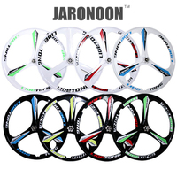 24 / 26 Inch Rims for Mountain Bike, Front Wheel & Rear Wheel, Magnesium Alloy,Bearing Type, Front Wheel Support Quick Release