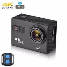 Высокое качество 4 К Ultra HD спорт действий камеры, водонепроницаемый ясно cam deportiva fotografica go pro gitup git2 для съемки видео