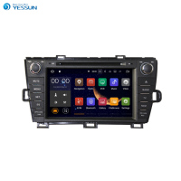 YESSUN For Toyota PRIUS 2009~2013 Android Car GPS Navigation DVD player Multimedia Audio Video Radio Multi Touch Screen