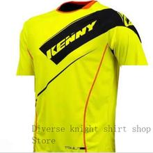 2019 new  sports bike jersey riding short-sleeved motocross bicycle tops summer downhill