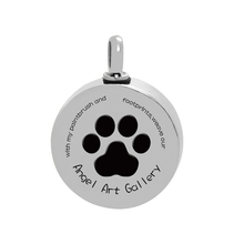 Round Pets Urn For Ashes