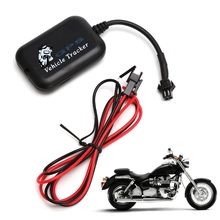 Mini Hot Vehicle Real-time Tracking Tracker Bike Motorcycle Real Monitor GPS/GSM/GPRS(China)