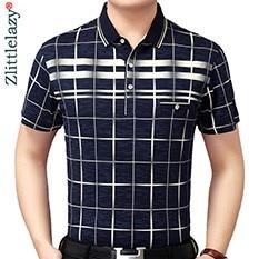 New-summer-polo-shirt-men-short-sleeve-polos-shirts-plaid-slim-fit-mens-pol-clothes-dress