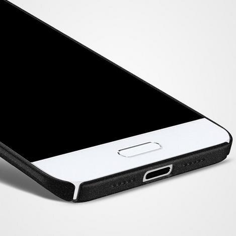 5 S Ditambah anti-keringat Pasir matte Kasus Ultra tipis penuh - Aksesori dan suku cadang ponsel - Foto 5