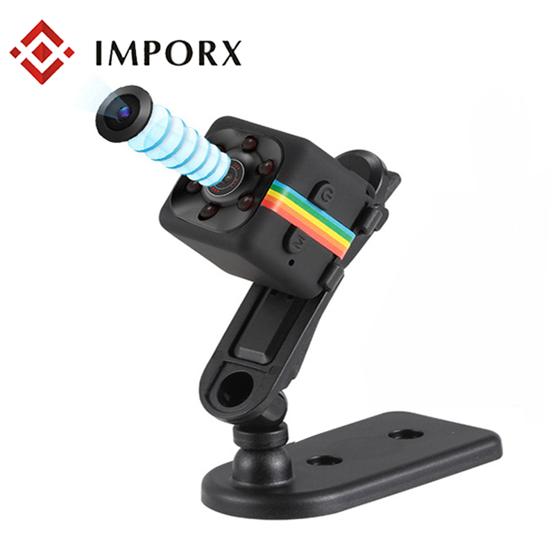 1080P Mini Camera Sport DV Mini Infrared Night Vision Monitor Concealed small Camera car Smart camera DV Video Recorder ep5 20pcs lot mini dv headphone sport camera bluetooth headset video recorder run ride video camera listen to music