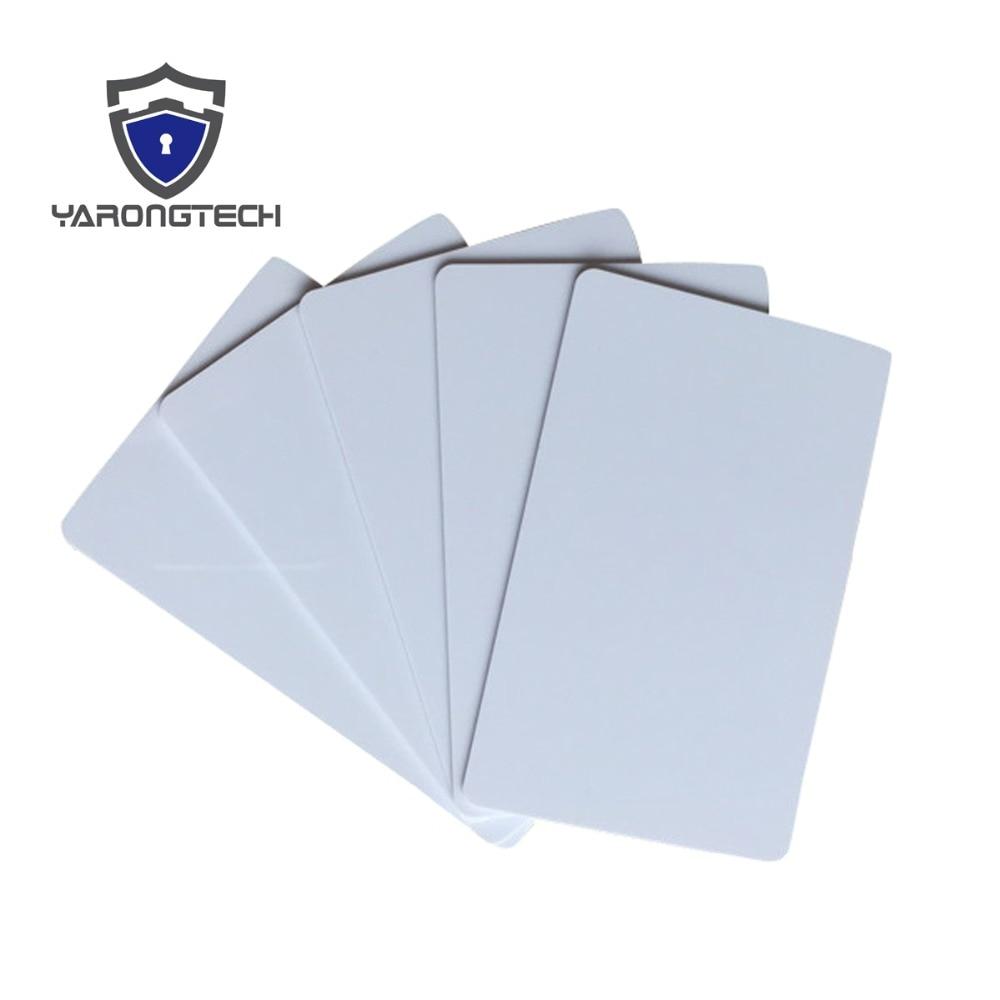 NXP MIFARE Ultralight C Card,ISO PVC White Card (Pack of 10)NXP MIFARE Ultralight C Card,ISO PVC White Card (Pack of 10)