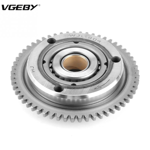 New Motorcycle Engine Start Clutch Assembly for Lifan Zongshen Loncin CG200 CG250 CG 200 250(China)