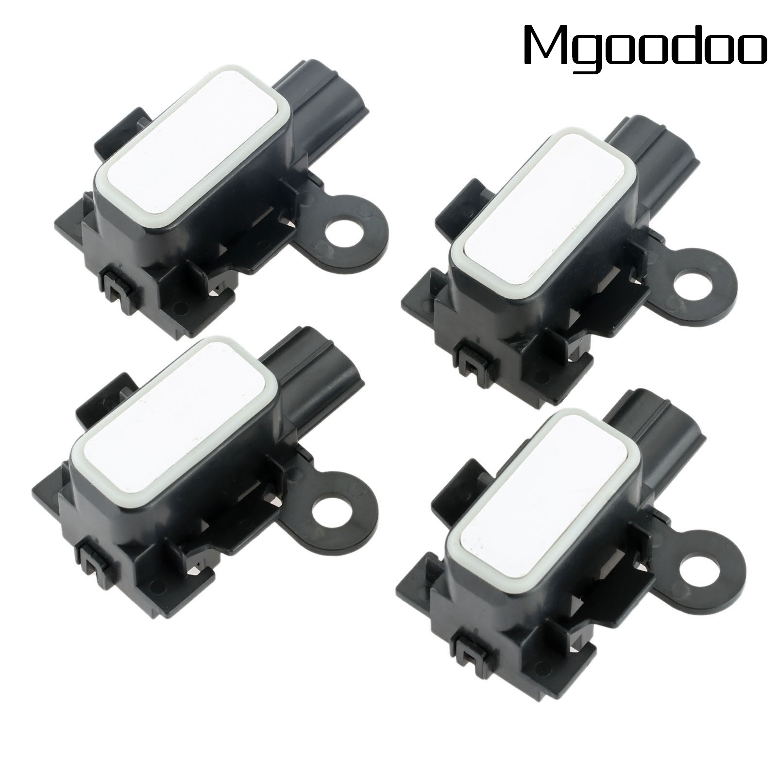4x PDC Ultrasonic Parking Radar Sensor For Lexus GS300 GS350 GS430 GS450h GS460 89341-44150-B2 89341-44150 Parktronic Sensor NEW