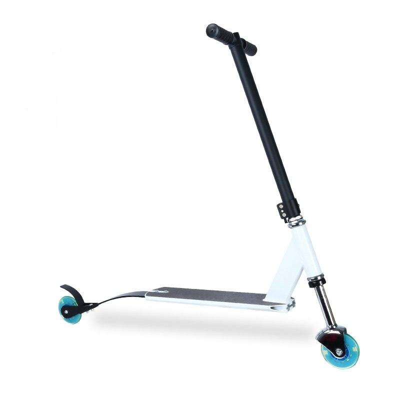 Scooter de rebond d'adolescents avec le cadre d'alliage d'aluminium, Scooter extrême d'adolescents de roue en polyuréthane de 100 MM, Scooter sautant léger d'adultes de 3 KG