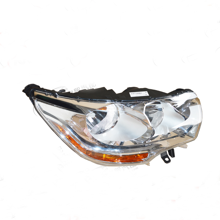 for Dongfeng Citroen C4L Headlight assembly headlamps c4l front lights with bulb
